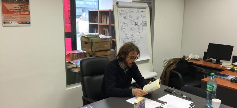 """Francesco Callegaro: """"Historia Conceptual y Ciencias Sociales"""""""