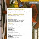 Abierta la inscripción 2016 de la Maestría en Historia Conceptual