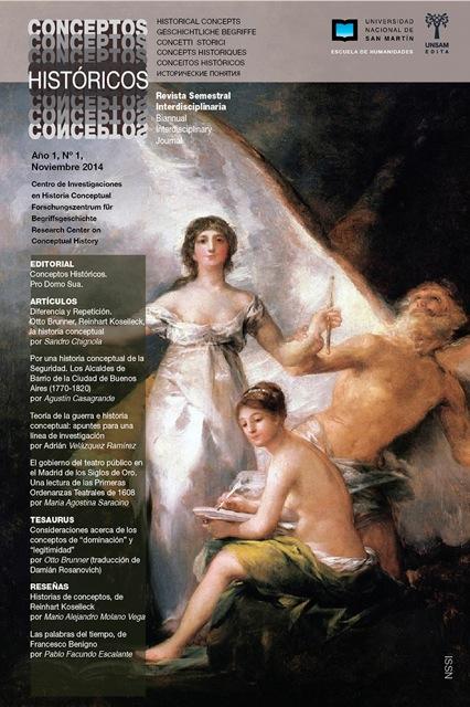 Revista Conceptos Históricos
