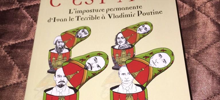 Novedad editorial: Le Tsar c'est moi de Claudio Ingerflom