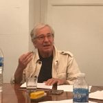 Visita de Giuseppe Duso a la UNSAM